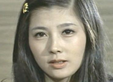 大原麗子の若い頃の顔画像