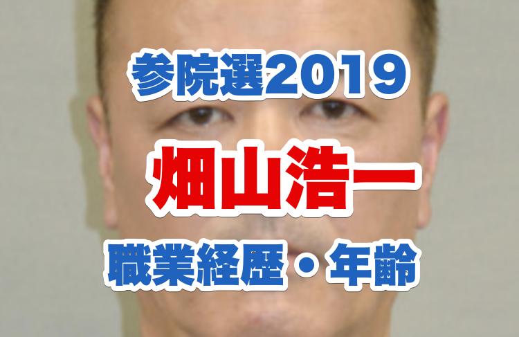 畑山浩一(N国党)の職業経歴や年齢と公約|アベノミクス評価と静岡から出馬する理由を調査