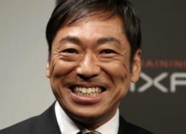 香川照之の笑顔の画像