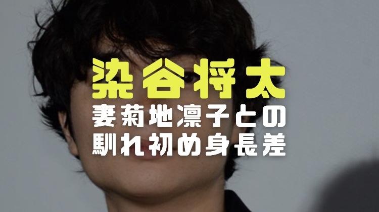 染谷将太と結婚相手の女優菊地凛子の馴れ初め|時期や年齢と身長差から嫁の元カレまで調査