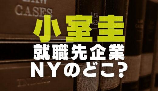 小室圭の就職先はどこ?ニューヨークの法律事務所の場所や日本語が通じる弁護士人数を調査