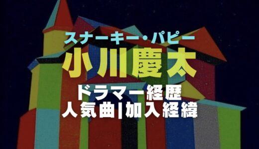 小川慶太(スナーキーパピー)のドラム経歴|人気曲や加入経緯を調査